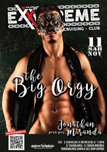 The Big Orgy en EXXXTREME CLUB