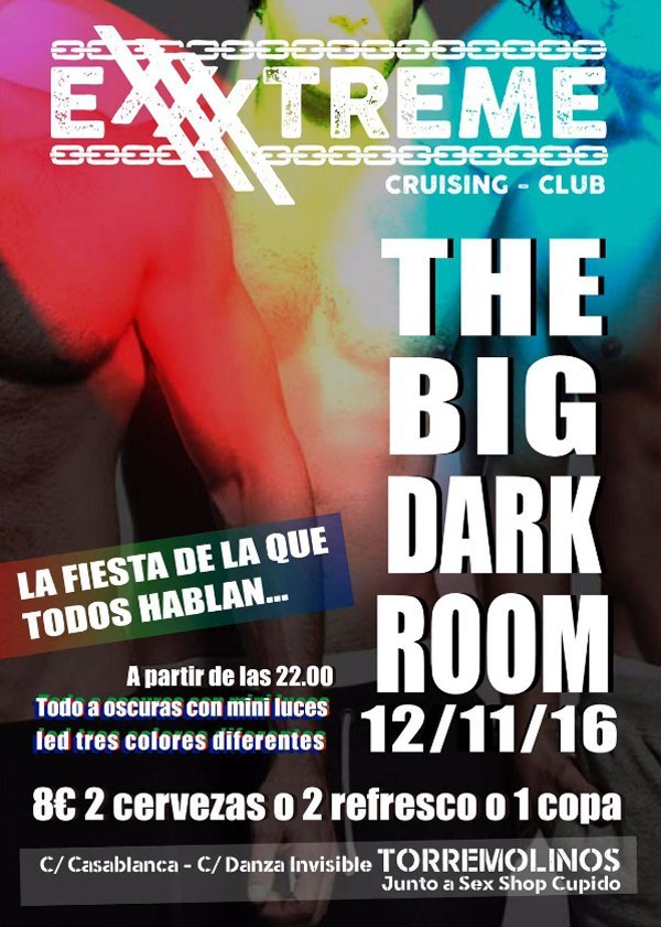The Big Dark Room