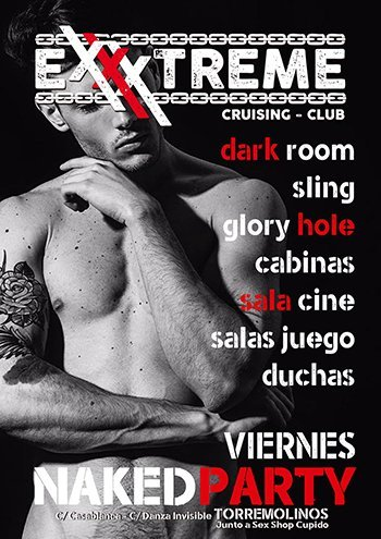 Viernes Naked party en EXXXTREME