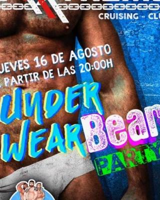 UnderWear Bear Party