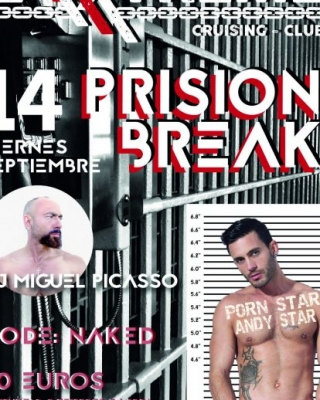 Prision Break el 14 de septiembre en EXXXTREME