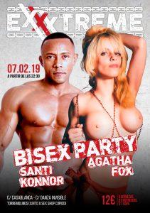 Bisex Party el 7 de febrero en EXXXTREME