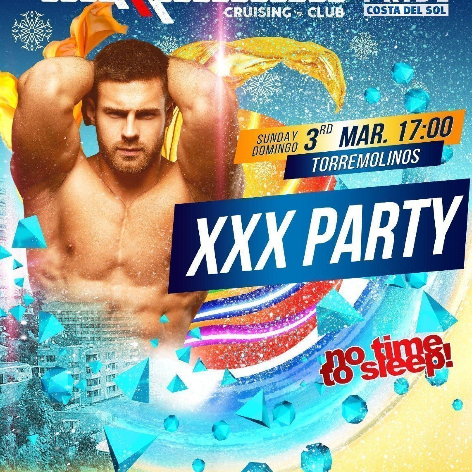 XXX PARTY el 3 de marzo en EXXXTREME CLUB