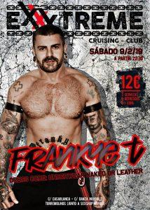 Sábado 9 de febrero FRANKYE T en EXXXTREME