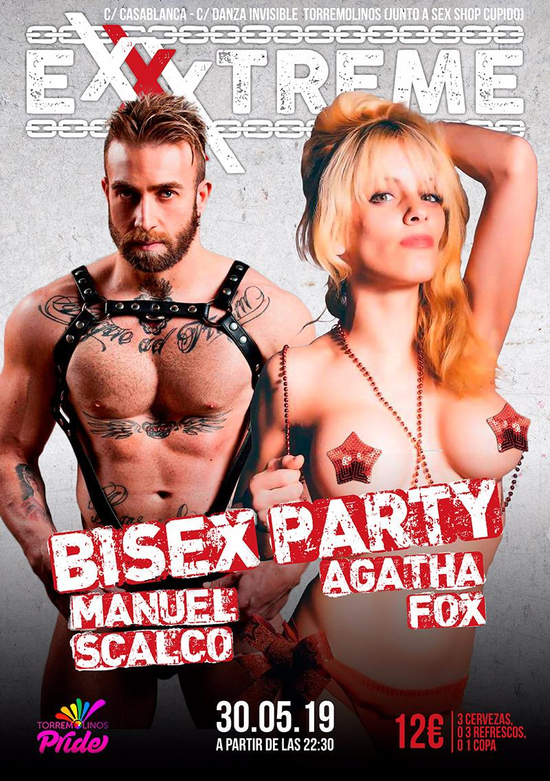 30 de mayo, BISEX PARTY en EXXXTREME
