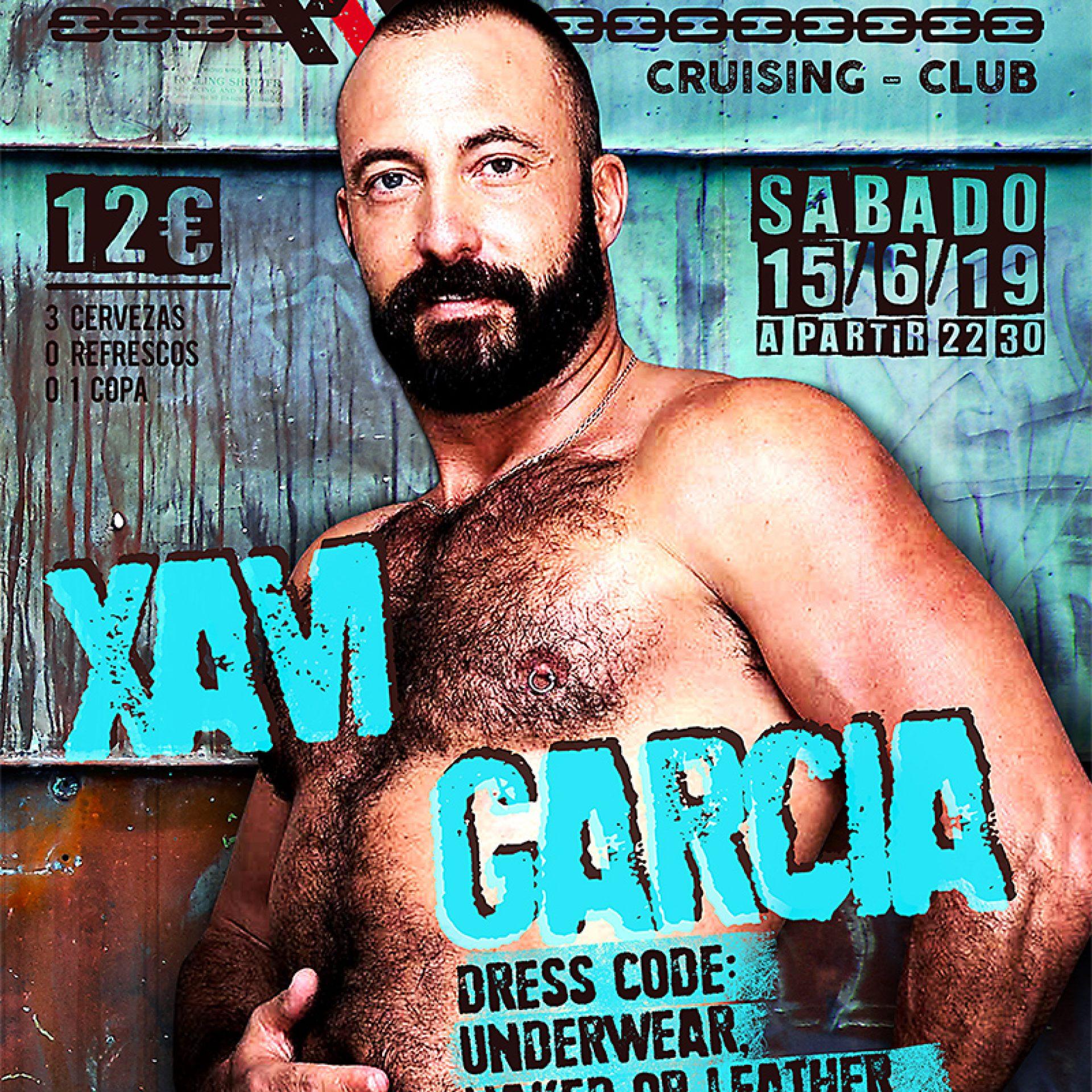 15 junio Xavi García el 15 de juio en EXXXTREME