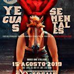 YEGUAS Y SEMENTALES EL 15 DE AGOSTO EN EXXXTREME