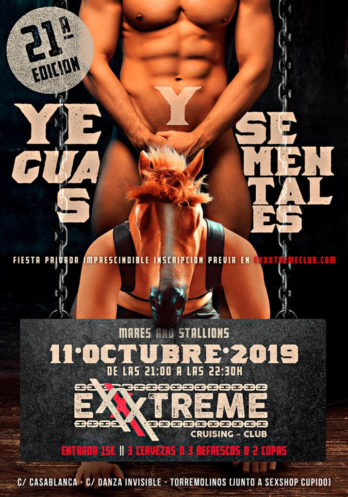 YEGUAS OCTUBRE 2019